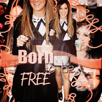 Born to be free by RLovaticaBelieber