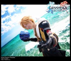 Tidus - Come Hither by Tsubaki-chan