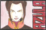 Azula Character Tab by thestoryweaver
