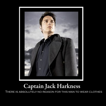 Captain Jack Harkness by TheWayIDancedWithYou