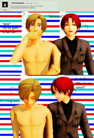 Ask(event) 41- Poor Feli! by Ask2p-Romano