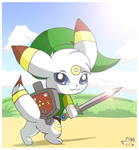 Hero of Time by pichu90