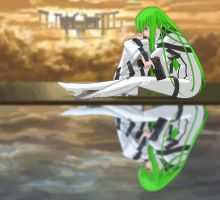 C.C Code Geass By: Tiago Alves by havoqc