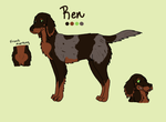 Ren Reference by Evelyn-Cross