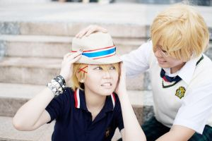 Shou X Natsuki :: The Childhood Friends by x3Kiko