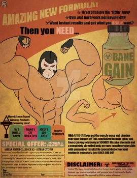 Bane Gain by smallvillereject