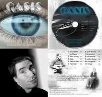 Oasis CD Artwork by argel1200
