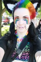Gay pride 2012 vancouver by CupCakeMonsterCrafts