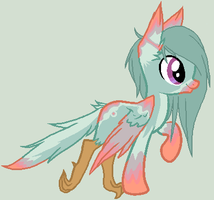 Pastel blue/pink Aviantade: closed by mondobutt
