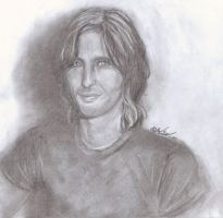 Phil Rudd by the-ChooK