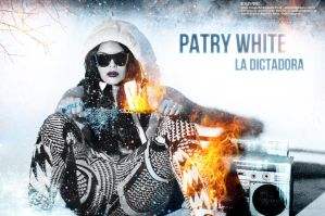 Patry White La Dictadora by soulevans93