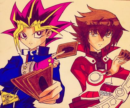 It's time to duel by charibo