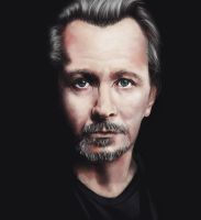Gary Oldman by laurahough