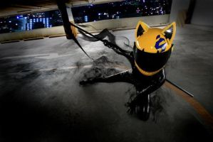 Celty Sturluson_Durarara!! by AMPLE-COSPLAY