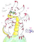 Trouble the Dragon by Kittychan2005