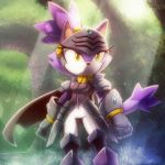 Percival +Blaze the cat+ by nancher