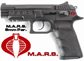 M.A.R.S. Industries 9mm PDP by Bad-People