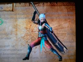Impa standard master quest costume by isaac77598