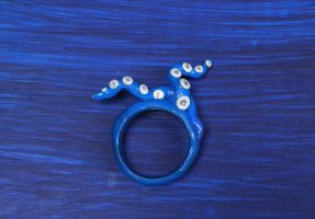 Octo ring by Dinuguan