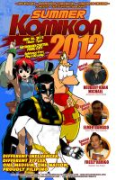 Summer Komikon: Special Guests by komikon