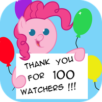 100 Watcher Special by awesomeluna