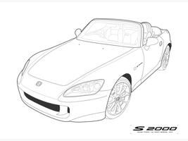 S2K Outlines by Mordino