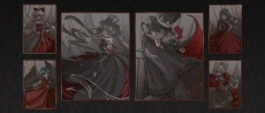 Sailormoon+Tuxedo Mask:Dark by the-crazy-spork