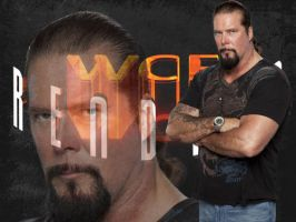 Kevin Nash by w-c-f-r