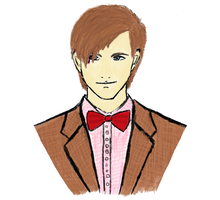 Doctor Who - Matt Smith V 2.1 by techgeekgirl