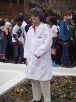 Momocon 2010: Pokemon Prof by Chellendora