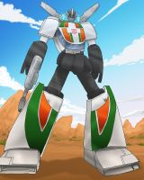 Wheeljack mp by OmegaSupreme