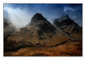 The Three Sisters of Glencoe by ArwensGrace