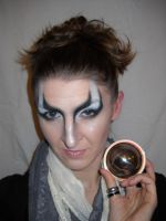David Bowie Labyrinth Tribute by EleeceFace