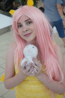 Fluttershy Cosplay by hugsomebunny