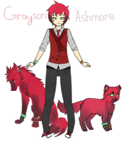 ..Grayson Ashmore.. by LeslyTwo