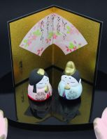 Hina Matsuri Porcelain Dolls by Rea-the-squirrel