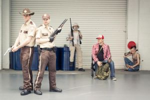 The Walking Dead - Factions by Leadmill