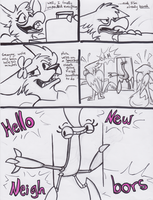 StarLife Comic part1 by MF99K