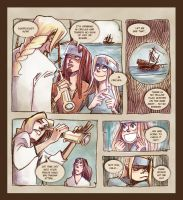 Webcomic - TPB - The Slave Ship - Page 2 by Dedasaur