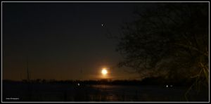 Blurred Memory of Winter Moons by Arawn-Photography