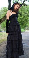 Lady Dark 5 by Noree-stock