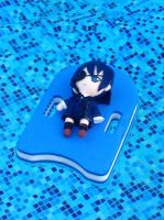 The Adventures of Mini Ciel: Swimming by Lysssssa