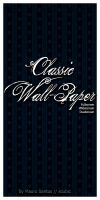 Classic Wall-Paper by pimpmydesk