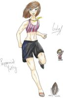 Peppermint Patty by gugi40