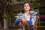 Cassandra Pentaghast Dragon Age Cosplay 3 by PhoenixForce85