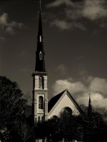 Here is the Church by ambassadorsnare