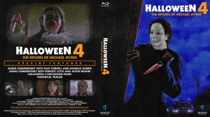 Halloween 4: The Return of Michael Myers (Blu-ray) by LeviBoldock