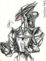 Mecha_1 by DatLoon