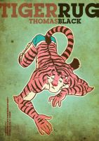 Tiger Rug by gingertom84