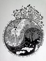 Mother Earth by i-Bhe